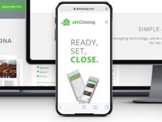 JetClosing - Website Redesign
