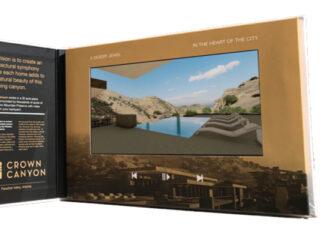 Crown Canyon - Video Brochure Design